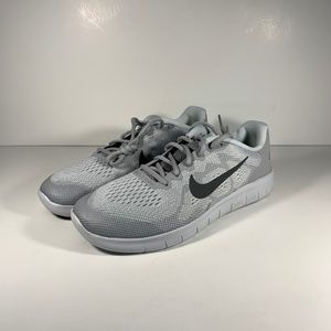 new product b4881 c4198 Nike · Nike Free Run 2017 running shoes grey ...